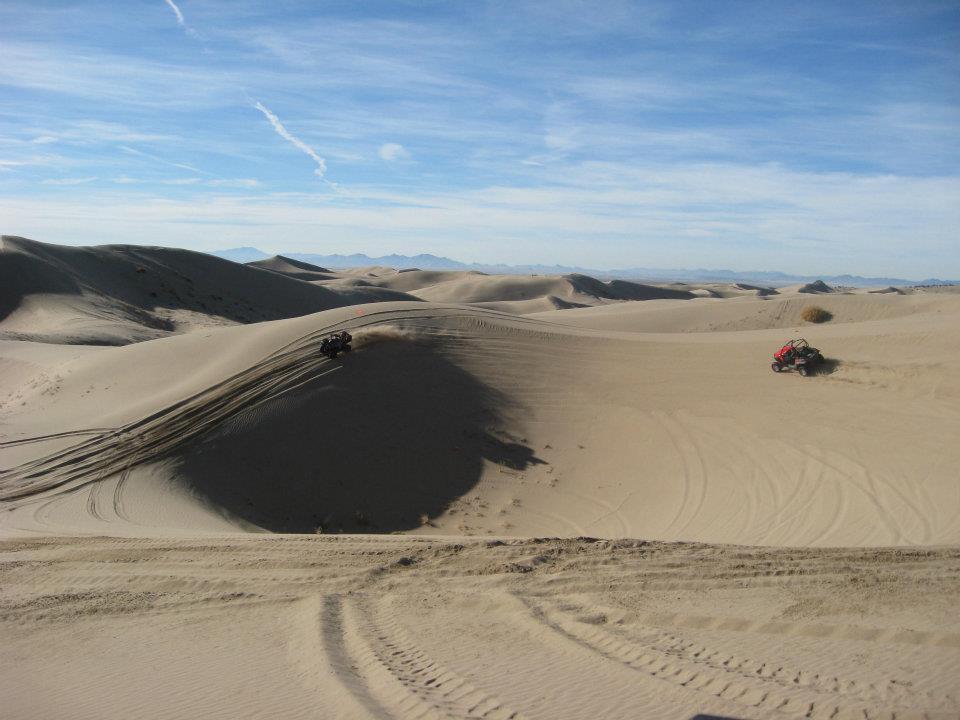 Little Sahara Sand Dunes - Utah