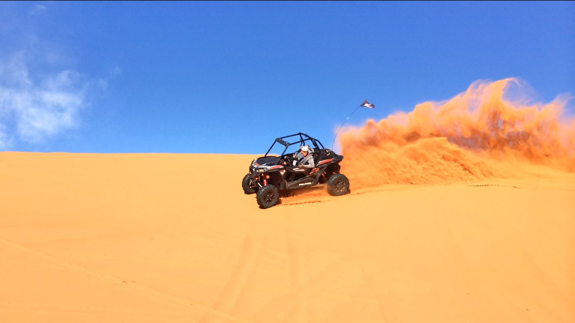 Sand Hollow State Park RZR