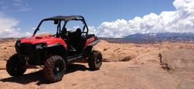 Hells Revenge - Moab, Utah - Polaris RZR XP 900
