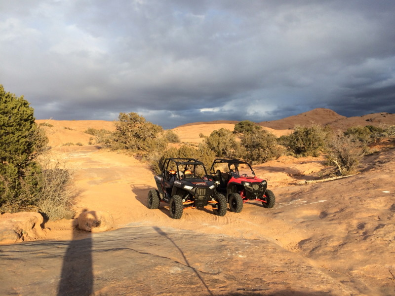 Fins and Things Trail - Moab, Utah OHV Trails