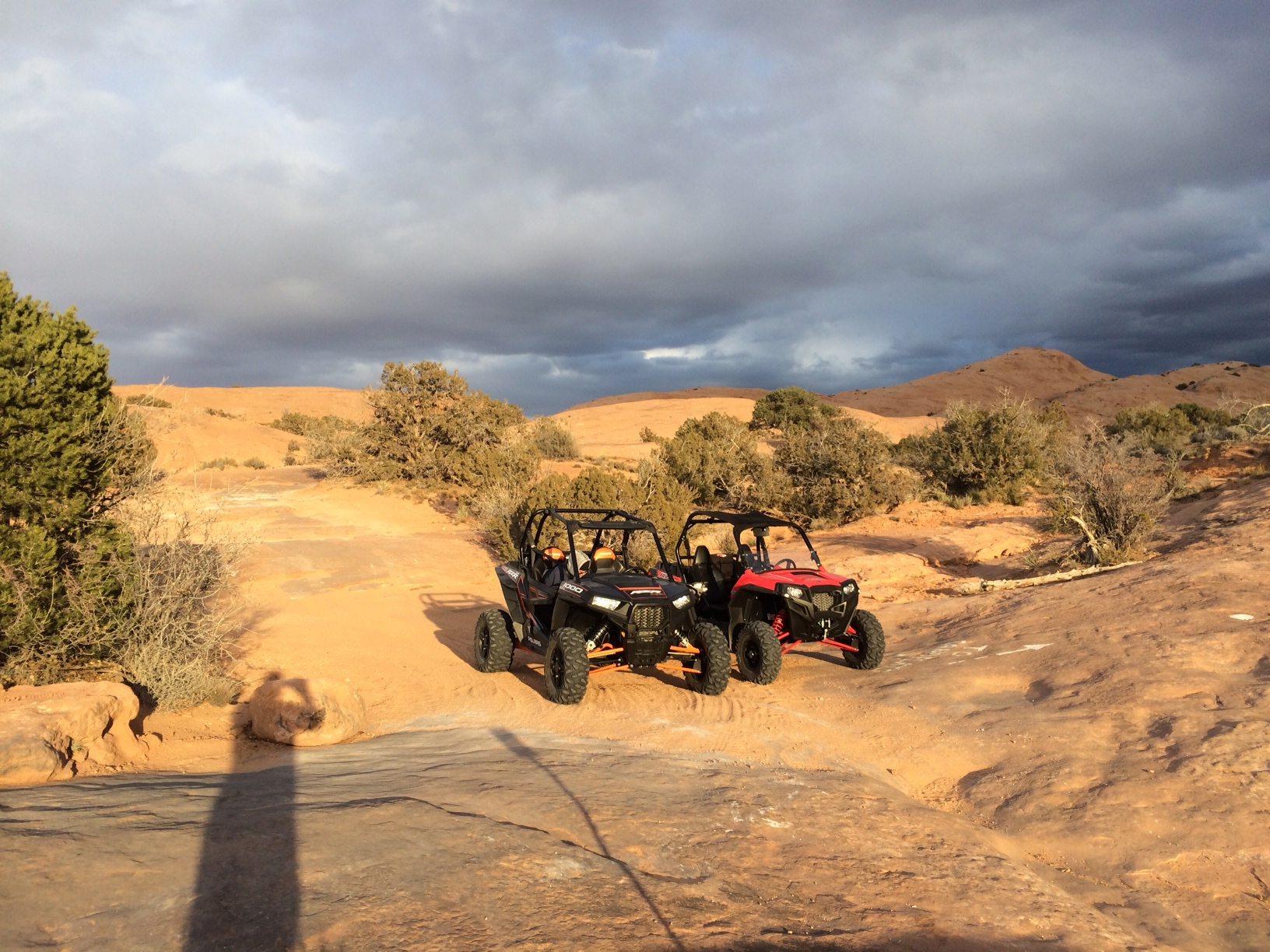 Fins And Things Ohv Trail Sand Flats 4x4 Trails Best